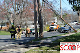 Car Into Pole In Front Of 164 East Eckerson Rd - DSC_0042.JPG