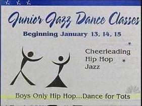 Júnior Danza Jazz Class