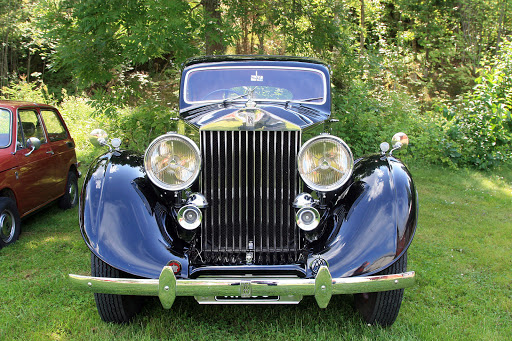 1936 Rolls-Royce 25/30 HP, 2D Fixed Head Coupe