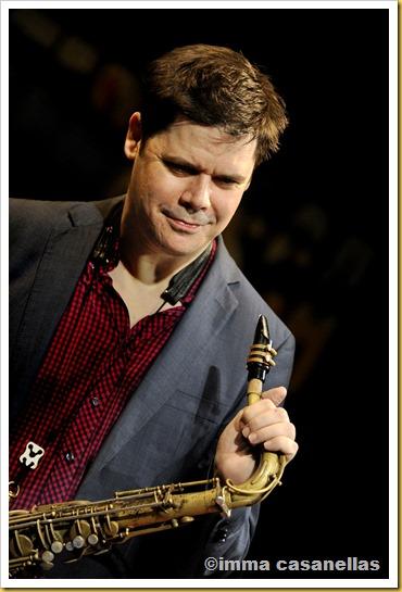 Seamus Blake, Terrassa 2013