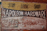 """Napoleon Hardware"" - copyright David J. Thompson"