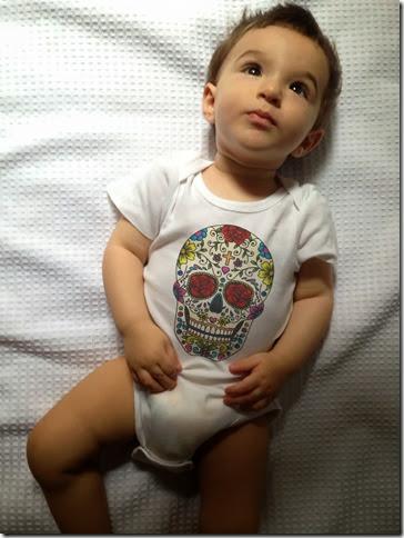 Baby Onesie JuicyCanvas