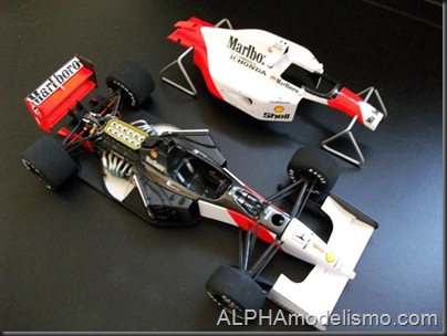 McLaren MP4-7d
