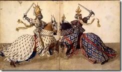 René_d'Anjou_Livre_des_tournois_France_Provence_XVe_siècle_Barthélemy_d'Eyck