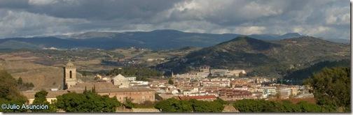 Monasterio de Irache y Estella