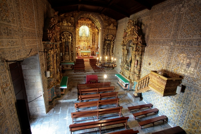 Interior do Convento de Santa Eufemia, Ferreira de Aves.jpg