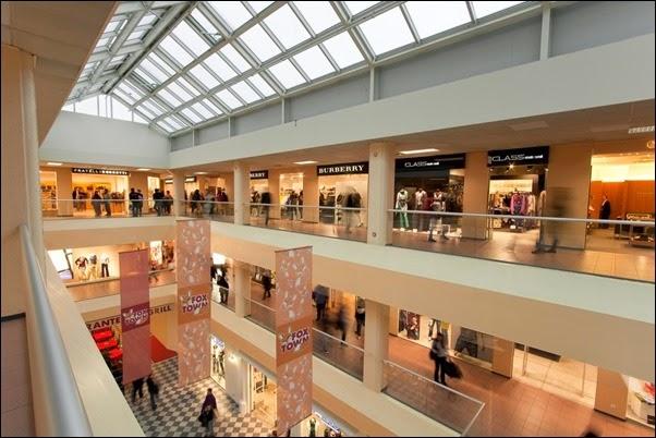 افضل مجمعات التسوق في ميلانو
