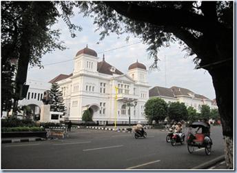 Gedung BI Cabang Yogyakarta
