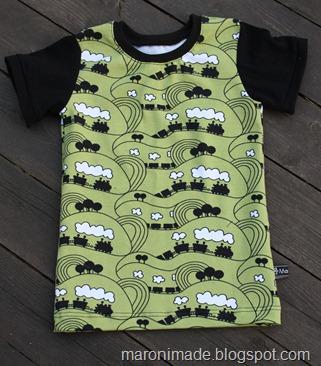 t-skjorte med tog2