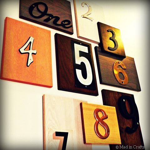 house number square