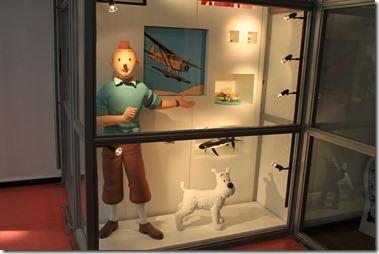 タンタン Tintin スノーウィ (Milou)