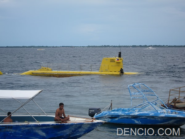 Cebu Yellow Submarine 11