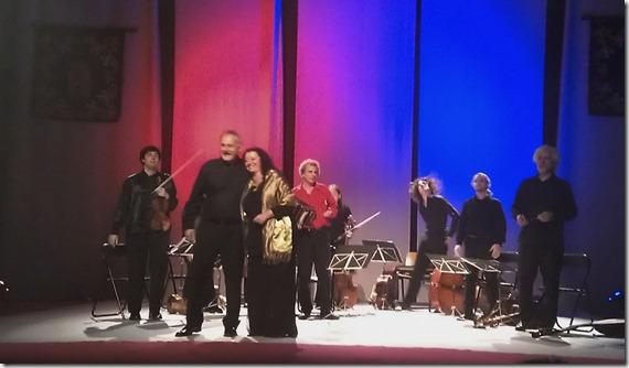 Ensemble Chimera Baeza diciembre 2011
