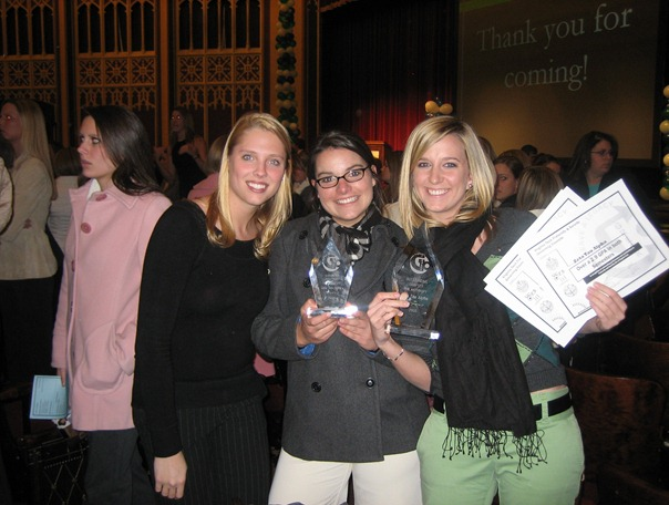 Greek Awards - Em, Em, Laura