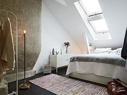 FIn lägenhet, Stadshem via Homedit 9