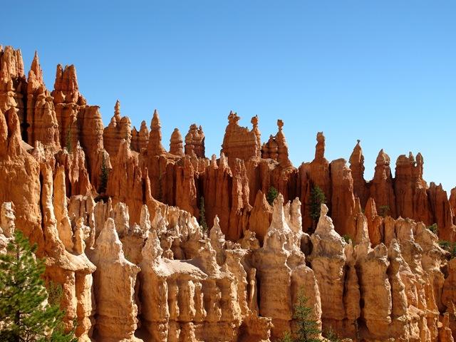 Bryce Canyon Navajo Peekaboo Trail 020