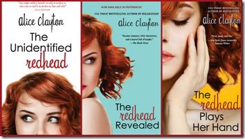 redhead-series