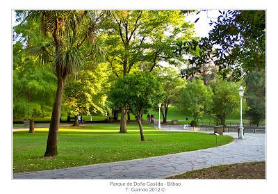 Parque de doña Casilda - Bilbao