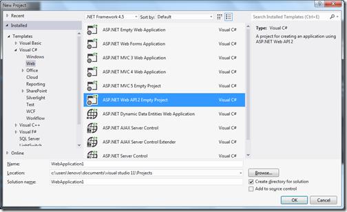 ASPNETWebAPI2VisualStudio2012ProjectTemplate