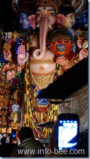 khairatabad ganesh Hyderabad 2014