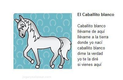 12 - el caballo blanco