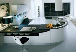18 Cocinas Modernas Nuevas Tendencias En Diseno Interior - Diseos-de-cocina
