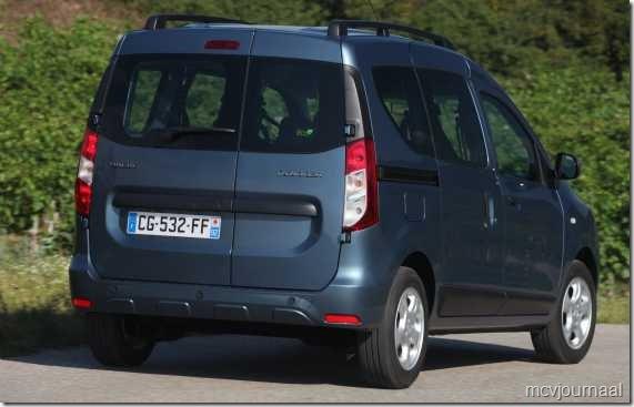 Dacia Dokker Bleu Mineral 03