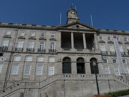 Obiective turistice Porto: bursa din Porto