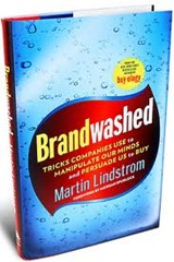 Brandwashed by Martin Lindstrom Book Cover