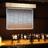 oval tokyo 2099 teams in Yoyogi, Tokyo, Japan