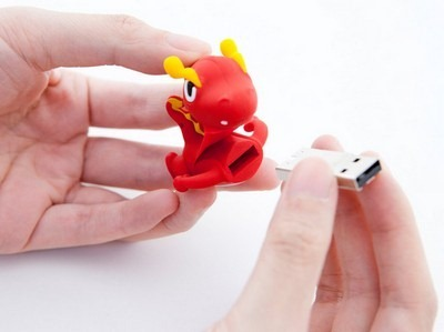 Dragon USB memory stick