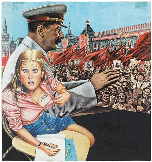 Erro, Svetlana, fille de Staline