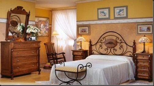 Comodas rusticas para tu habitacion decoracion de interiores - Decorar habitacion rustica ...
