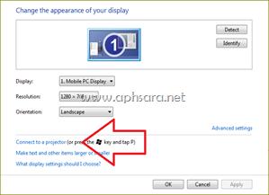 ต้งค่า 2 จอภาพใน windows 7 ออกอุปกรณ์อื่น ๆ
