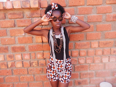 Street Style | Ella Kavela | Namibia Fashion