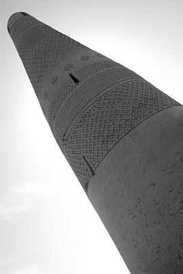 Turfan - Minaret Emin tour