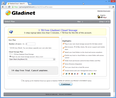 Gladinet Cloud - Select Plan - Google Chrome_2012-10-03_13-22-37