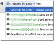 Scrivere email Gmail dalla barra indirizzi di Chrome
