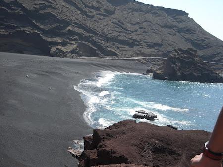Plaja de la El Golfo Lanzarote