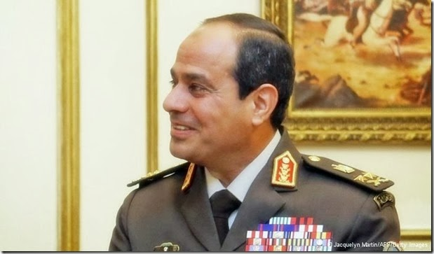 General Abdel Fattah el-Sisi - Egypt 2