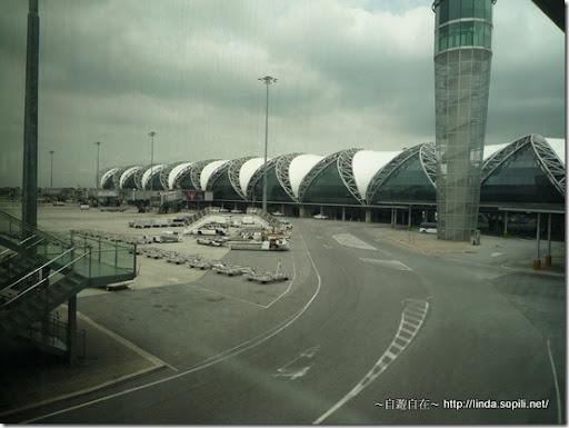 泰國曼谷芭達雅-曼谷機場