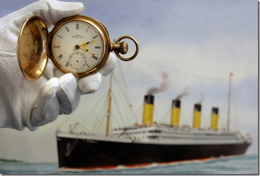 Britain Titanic Sale