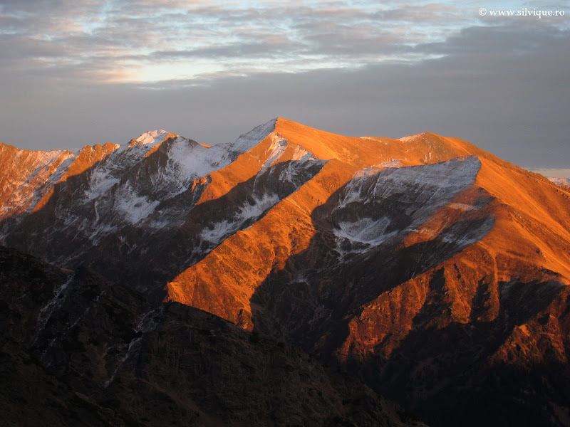 Fagaras - Vf Negoiu 2535 m