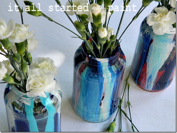 anthropologie_paint_drip_mason_jars_red_white_and_blue