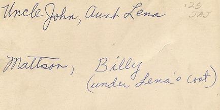 Uncle John Aunt Lena DL Antiques back