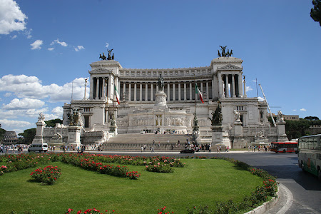 Sights of Rome: Altare della Patria