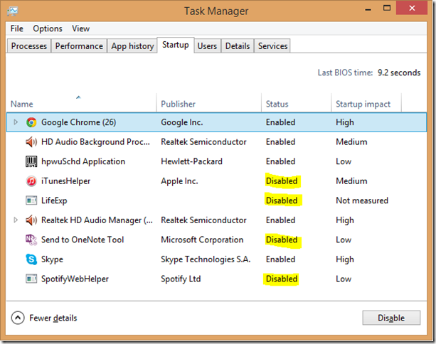 disable task manager Popular topics in windows server enable the disable task manager group policy object at user configuration\administrative templates\system\logon/logoff.