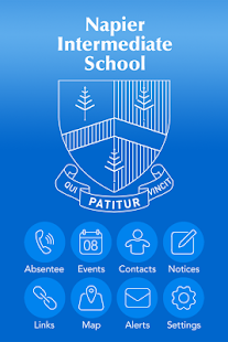 Napier Intermediate School-Old - screenshot