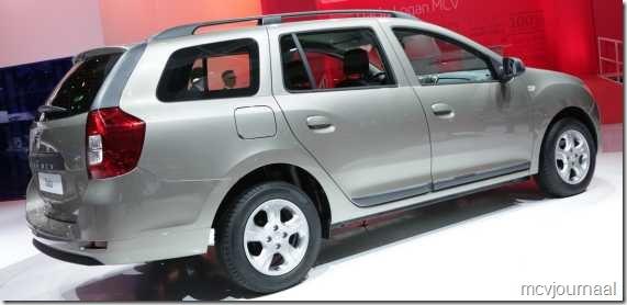 Dacia Logan MCV 2013 42