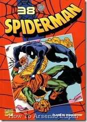 P00039 - Coleccionable Spiderman #38 (de 50)
